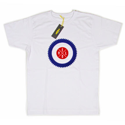 Velolove Mod Chainring T-shirt