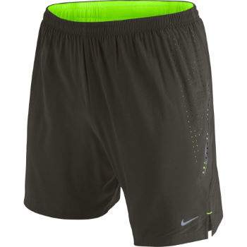 Nike 7 Inch 2 In 1 Laser Perforated Shorts AW12