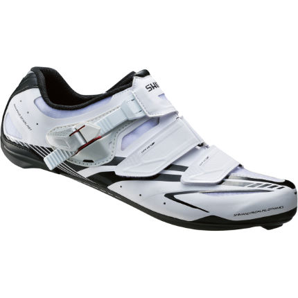 Shimano R170 SPD-SL Road Cycling Shoes - Wide Fit