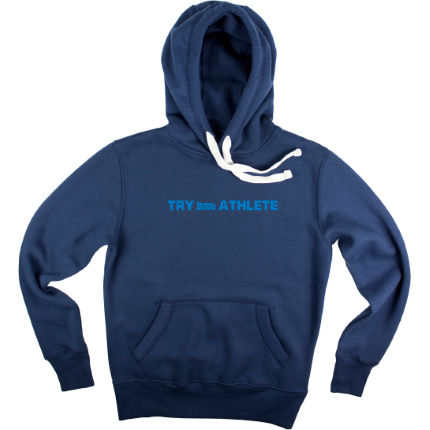 Plain Lazy Try Athlete Hoody - Wiggle Exclusive