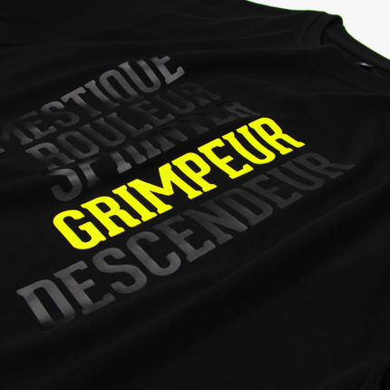Velolove Equipe Grimpeur T-shirt
