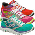 Skechers Ladies Go Run Ride Shoes