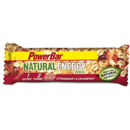 PowerBar - Natural Cereal Energieriegel 24 x 40 g