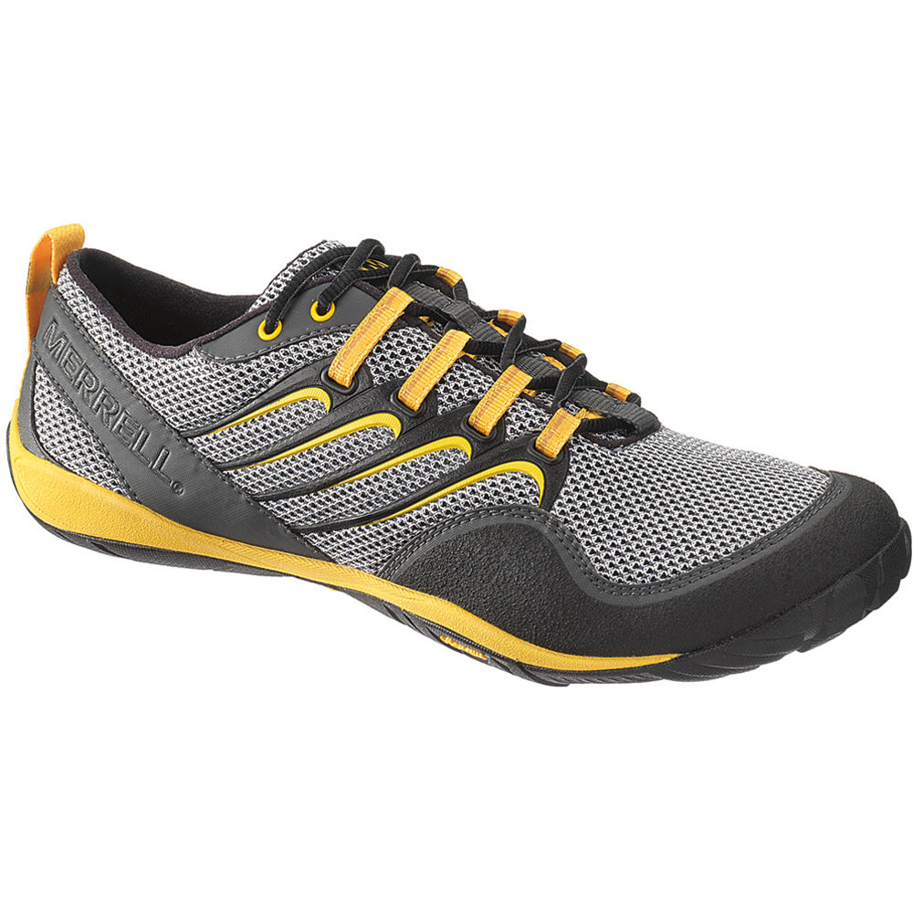 Merrell Barefoot Leather Mens Shoes