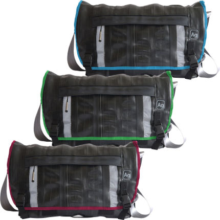 Alchemy Goods Pike Recycled Messenger Bag