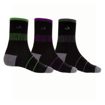 dhb 14cm Light Weight Sock Bundle - 3 Pack