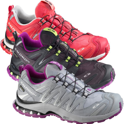 Salomon Ladies XA Pro 3D Ultra 2 GTX Shoes - SS13