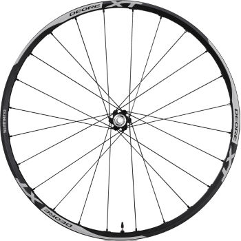 Picture of Shimano XT M785 29er Centre-Lock (QR) Front Wheel