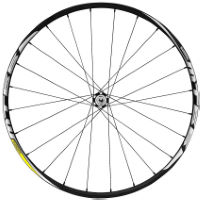 Shimano MT66 Centre-Lock (15mm Thru) Front Wheel