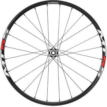 Picture of Shimano MT55 Centre Lock (15mm Thru) Front Wheel