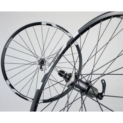 Shimano MT15 Centre-Lock (QR) Front Wheel