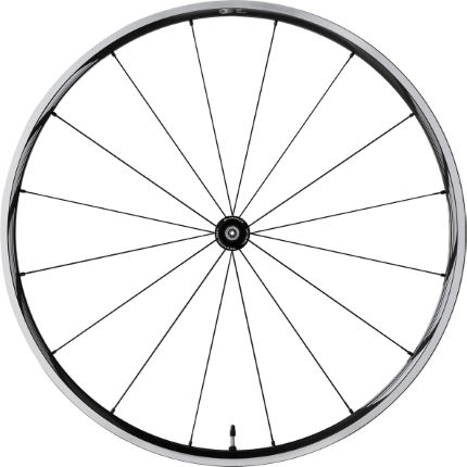 Shimano RS61 Clincher/Tubeless Front Wheel 2013