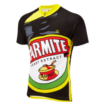 Foska Ladies Marmite Road Cycling Jersey