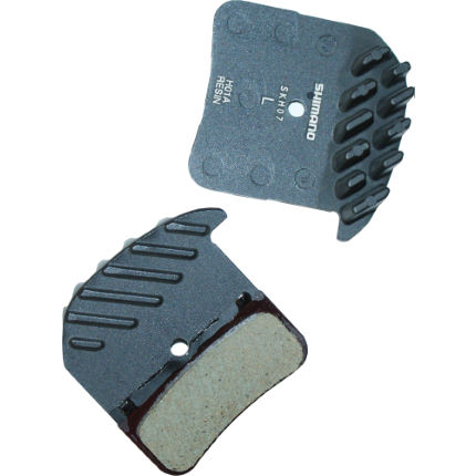 Shimano Saint BR-M820 H01A Resin Disc Brake Pads