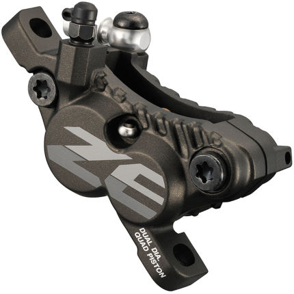 Shimano ZEE M640 4-piston Disc Brake Calliper