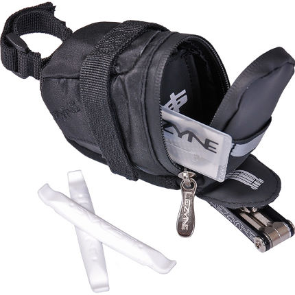 Lezyne Loaded Caddy Saddle Bag with Tools - Small