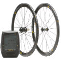 CycleOps - Joule Cycling Computer & Carbon Clincher Wheelset