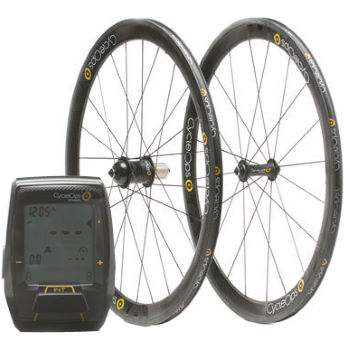CycleOps Powertap Enve Carbon 45mm Wheelset + Free Joule 1