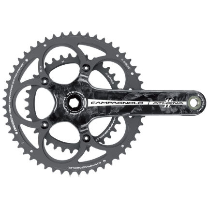 Campagnolo - Athena (アテナ) 11スピードパワートルク 52/36 クランクセット