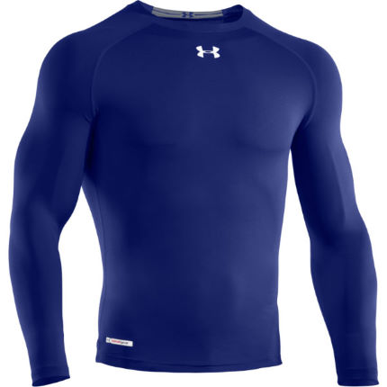 Under Armour - Heatgear Sonic Compression 長袖 Tシャツ