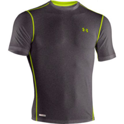 Under Armour - Heatgear Sonic Fitted 半袖 Tシャツ