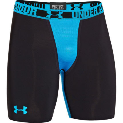 Under Armour HeatGear Dynasty Vented Compression Short - SS14
