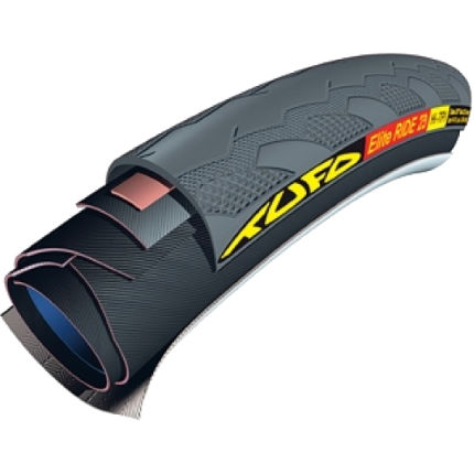 Tufo Elite Ride Tubular Clincher Tyre