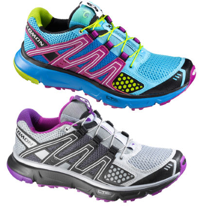 Salomon Ladies XR Mission Shoes - SS13