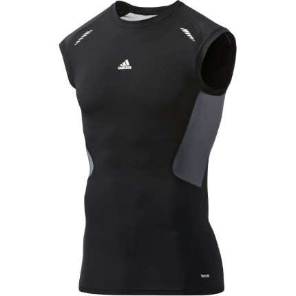 Adidas Techfit Prep Sleeveless Top - SS13