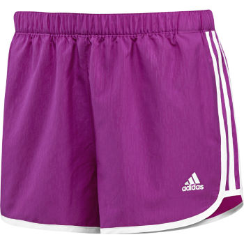 Adidas Ladies Marathon 10 Colour Embossed Short
