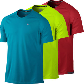 Nike Miler Short Sleeve UV Team Shirt SP13