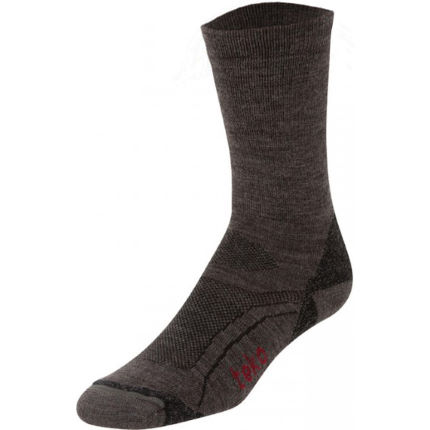 Teko Light Crew Wool Cycling Socks