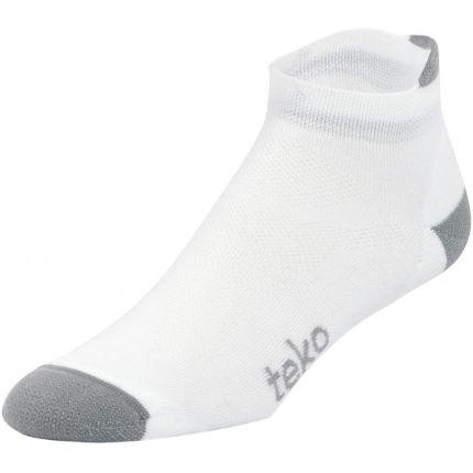 Teko Light Low Cuff Cycling Socks