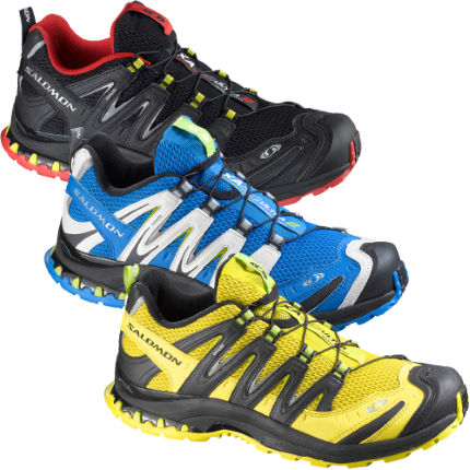 Salomon XA Pro 3D Ultra 2 Shoes - SS13