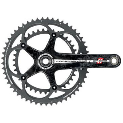 Campagnolo - Ultra-Torque 165mm 11 Speed Carbon Crankset