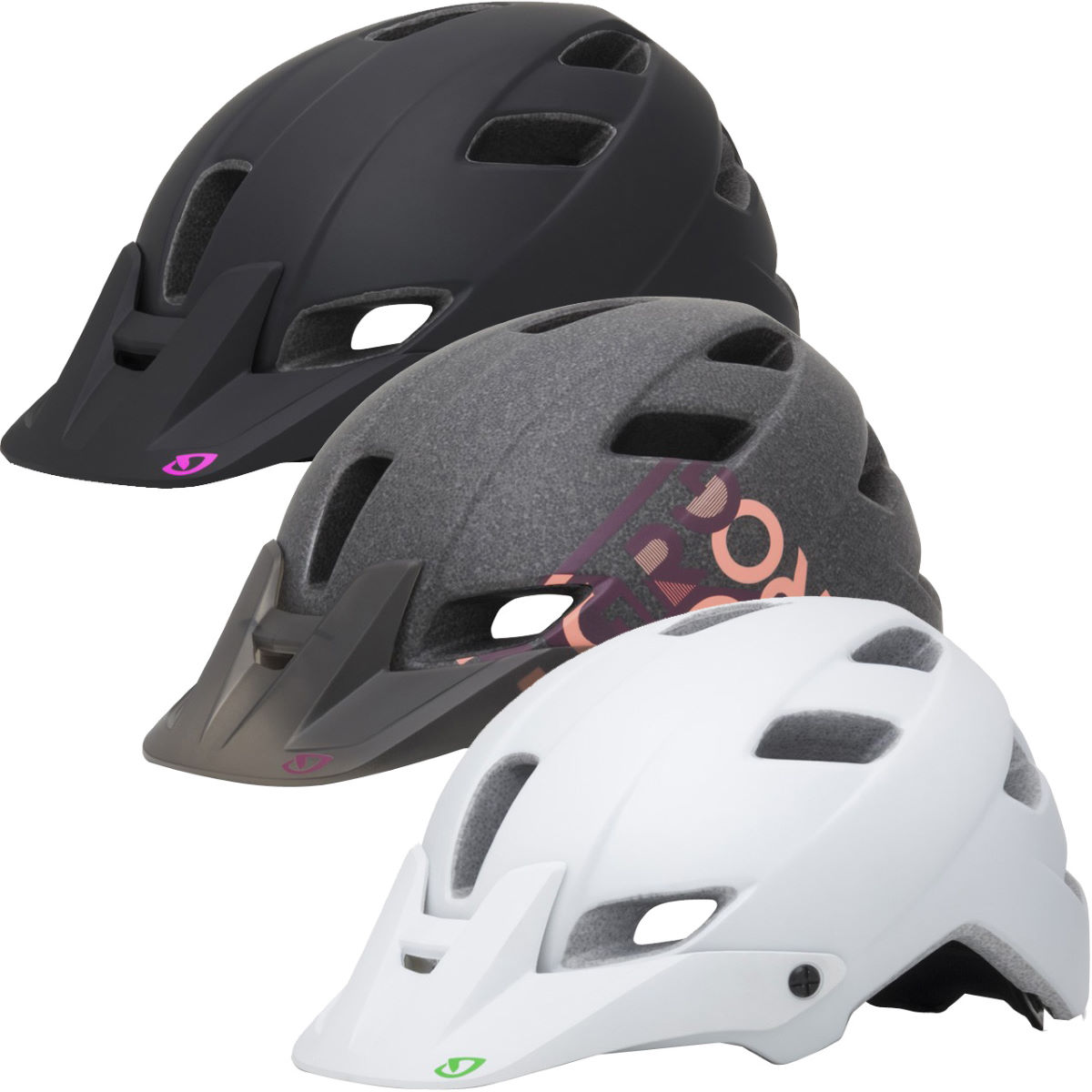 giro feather mtb helm f r damen mtb helme wiggle. Black Bedroom Furniture Sets. Home Design Ideas