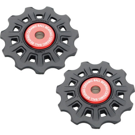 Campagnolo Super Record 11 Speed Jockey Wheel Set