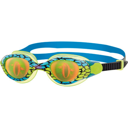 Zoggs Sea Demon Hologramm Schwimmbrille Kinder