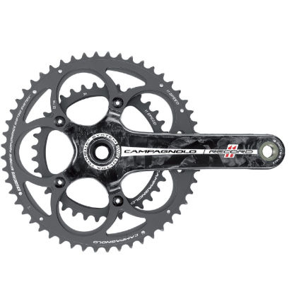 Campagnolo Record 11 Speed 52/36 Carbon Chainset