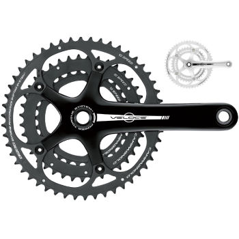 Campagnolo Veloce Triple Power Torque Chainset