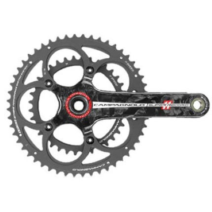 Campagnolo Super Record Ti Carbon 11 Speed Chainset