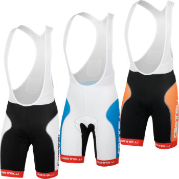 Castelli Free Aero Race Bib Short - Kit Edition