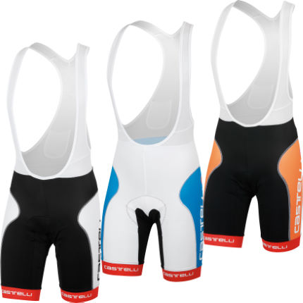 Castelli Free Aero Race Bib Short - Kit Edition AW13