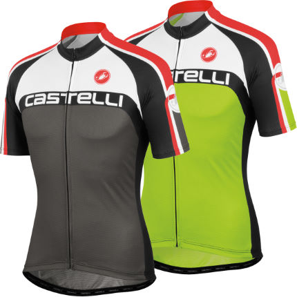Castelli Velocissimo DS Short Sleeve Jersey