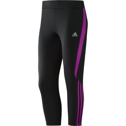 Adidas Ladies Response DS 3/4 Tight
