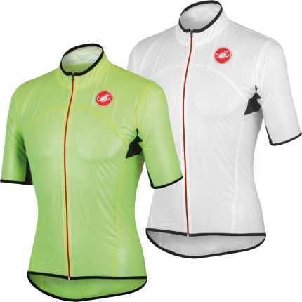 Castelli Sottile Due Shorty - Short Sleeve Jacket