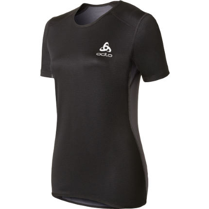 Odlo Women's Windproof Crew Neck Base Layer