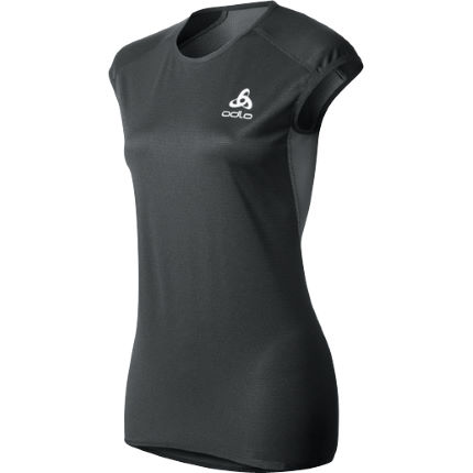 Odlo Ladies Windproof Crew Neck S-less Base Layer
