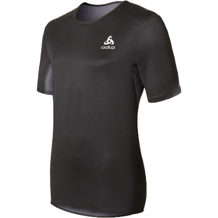 Odlo Windproof Crew Neck Short Sleeve Base Layer