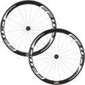Fast Forward F4R Carbon (White) 240s Tubular Wheelset